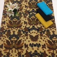 KKK424 Kain Batik Katun & Embos Motif Cantik Bawahan Kebaya Wisuda Mod