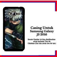 Samsung J3 2016 kakashi iphone 6 wallpapers Custom Hard Case