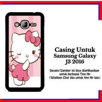 Samsung J3 2016 hello kity 6 Custom Hard Case