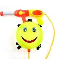 Mainan Anak - Smile Water Gun Pistol Senapan Air Karakter Emo TERJAMIN