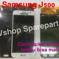 Lcd Touchscreen Samsung J500 J5 2015 Contras Warna bisa diatur