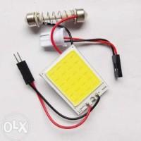 Lampu LED Plafon MOTOR Mobil Super White COB Plasma  kabin  dashboard
