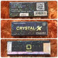 Harga crystal x versi lainnya crystal x versi 3 | WIKIPRICE INDONESIA