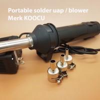 Merk KOOCU Portable solder uap blower Single Hot Air Gun