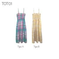 TOT01 - Kid Dress - Dress Remaja - Anak - anak