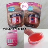 Jual Rose Lips Vaseline Lip Therapy Mini Murah