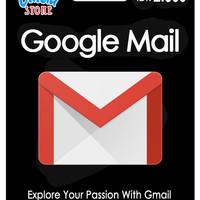 Voucher Gmail PVa