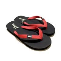 Jual Sandal Fipper Classic Black Red Murah