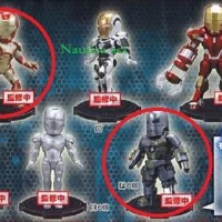 NEW WCF Ironman MK 42 and MK I Chara Hobby Ltd