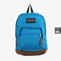 ORIGINAL JanSport Tas Right Pack Backpack Blue Crest