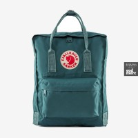 ORIGINAL Fjallraven Kanken Frost Green Kanken Classic Backpack