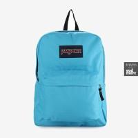 ORIGINAL JanSport Tas Superbreak Backpack Mammoth Blue