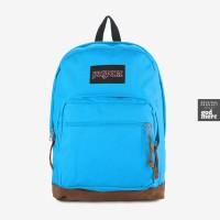 ORIGINAL JanSport Tas Right Pack Blue Crest