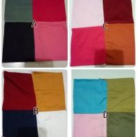 Ciput 4 Warna | Daleman jilbab 4 warna