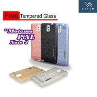 harga Case Samsung Galaxy Note 3 Motomo Matrix.free Tempered Glass Tokopedia.com