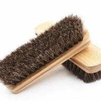 Upholstery Brush 100% Horsehair / Sikat Interior