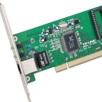 TPLINK TG-326932BIT GIGABIT PCI LAN CARD, REALTEK RTL8169SC CHIPSET,