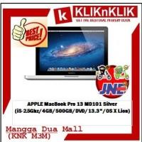 APPLE MacBook Pro 13 MD101 Silver-4226-M3M