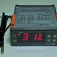 Thermostat / Temperature Control STC 1000 - Pengatur Suhu Digital
