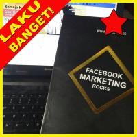 LAKU KERAS! Buku Facebook Marketing Rocks FBMR