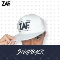 [ZAF] Snapback White