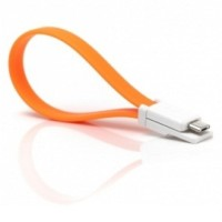 Kabel Charger Xiaomimi Magnetic Micro USB to USB Cable for Smartphone