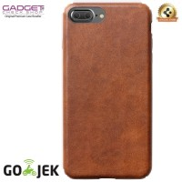 iPhone 7 Plus / 8 Plus Case - Nomad Horween Leather Case - Brown