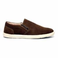 BARU Sepatu Bata Ofoke Brown 85340 ringan running boost