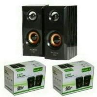 Speaker Multimedia aktif FLECO f-017 F017 / Speaker Aktif #DE034