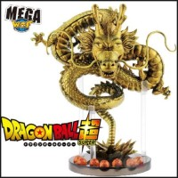 Dragon Ball Wcf Mega Shenlong Gold Version, Asia Indo Ver