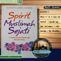 Diskon- Spirit Muslimah Sejati - 11 Karakteristik Muslimah Ideal -