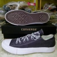 PROMO  Sepatu converse all star Original indonesia abu low