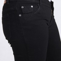 celana jeans wanita Celana Pensil Wanita Jeans 3107B