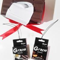 Parfum Organik G-Fresh Kopi / Pewangi Ruangan dan Mobil G-Fresh Kopi