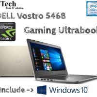 DELL Vostro 5468 ( 14 Inch ) Ultrabook VGA 940MX 4GB