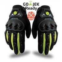 PROMO SCOYCO MC29 gloves sarung tangan motor fullfinger touring hari