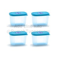 Tupperware Mini Freezermate With Dial (4pcs Kotak Khusus Freezer)