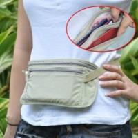 Dompet pinggang / Tas Pinggang / Hidden Travel wallet / Waist Bag