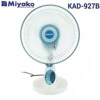 Kipas angin Miyako KAD 927B - 2 Fungsi Desk Fan & Wall Fan 9 Inch