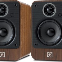 Q Acoustics 2010i Walnut