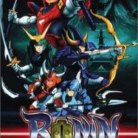 Serial Anime - Ronin Warriors (1988)