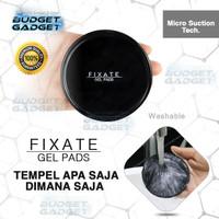 Fixate Gel Pads Super Sticky Alas Perekat Serbaguna MicroSuction