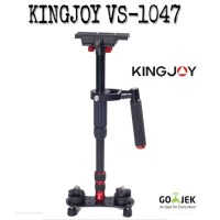 Steadycam KINGJOY VS 1047 Handheld Stabilizer kamera Dslr , videocam