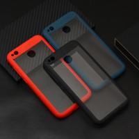 Xiaomi Redmi 4x Acrylic AutoFocus Hard PC Back Case Cover Transparant