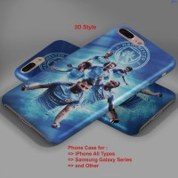 manchester city 2017 iPhone Case & All Case HP