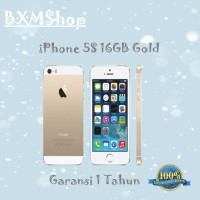 harga Refurbished Apple Iphone 5s-16 Gb Gold Garansi Distributor 1 Thn Tokopedia.com