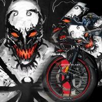Decal stiker Suzuki GSXR150 Anti venom FULLBODY