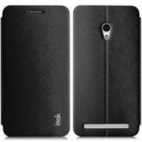 Imak Flip Leather Cover Case Series for Asus Zenfone 6 IKSC8HBK