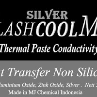 Thermal pasta paste Silver untuk PS3 PS4 ,XBOX & CPU ISI 5 Gram