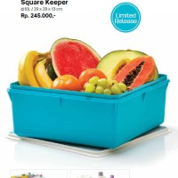 Square Keeper Tupperware